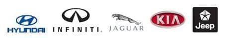 Hyunda Infiniti Jaguar Kia Jeep